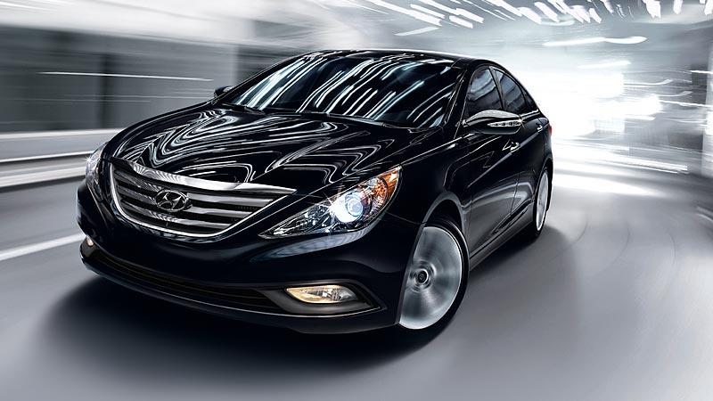2014-Hyundai-Sonata-black
