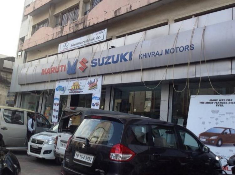 Maruti Suzuki Car Showroom In Gst Road Chennai Car Service