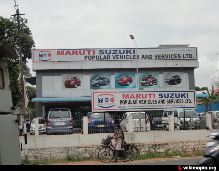 Maruti Suzuki Car Showroom In Velachery Chennai Car Service